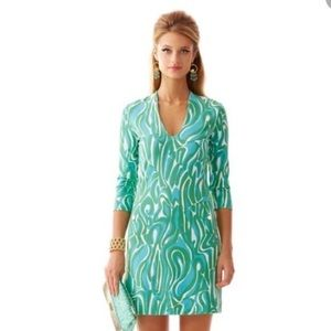 Lilly Pulitzer Charlena Dress in Finders Keepers